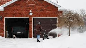 Garage Winter-Proofing Tips to Help You Stay Warm