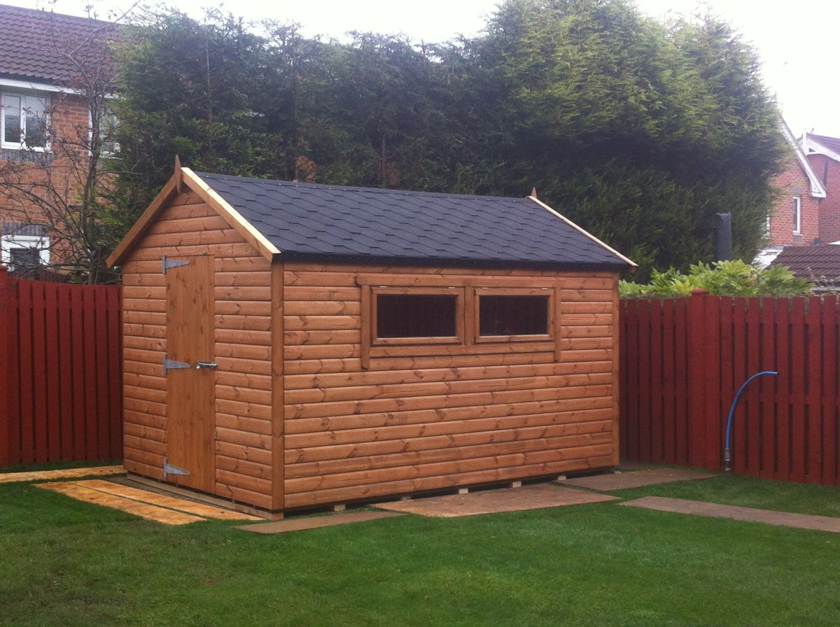 Sheds for sale for Garden huts for sale